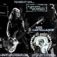 KYUSS WORLD RADIO #53 - MEG CASTELLANOS of ALL SOULS !!! - 11.10.19