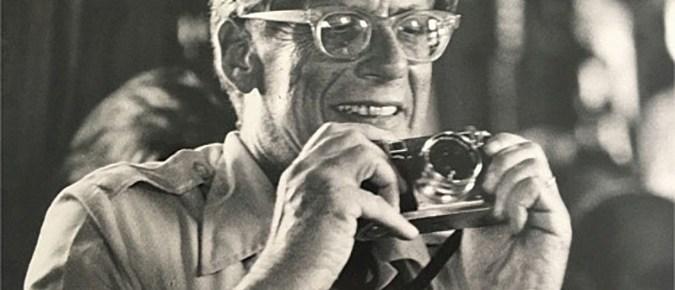 Roy Rowan in Saigon in 1975.