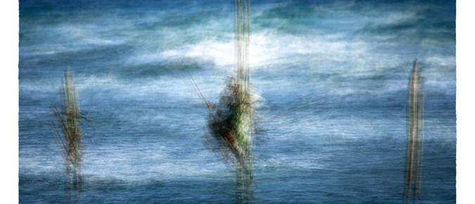 Fisherman. Sri Lanka, by Basil Pao.