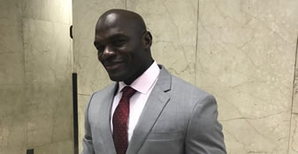 Club Lunch: A Conversation with Alain Ngalani