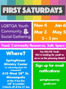 Open Table LGBTQA Community Partnership First Christian Church - Open table minneapolis