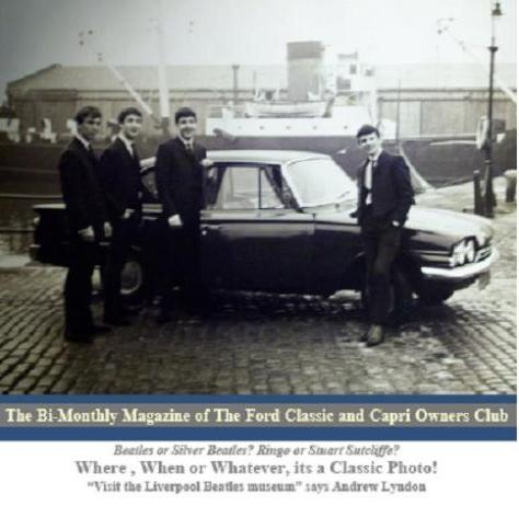 The Beatles Ford Classic