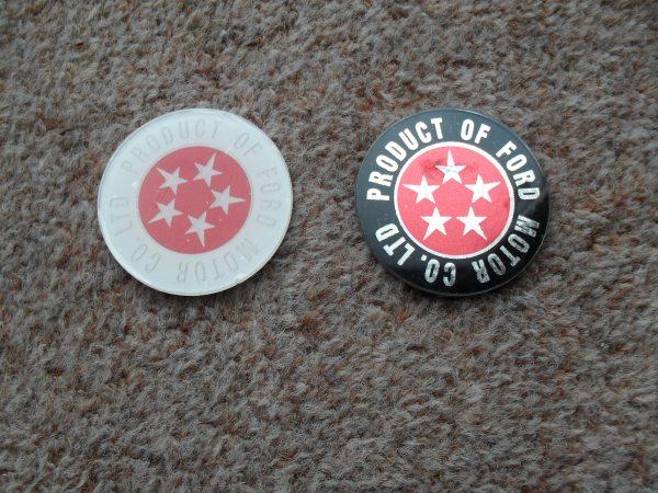 Pillar badge