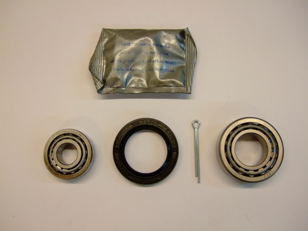Front Wheel Bearing Kit (each side)