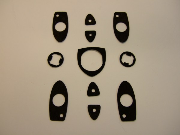 Door Handle & boot lock backing kit