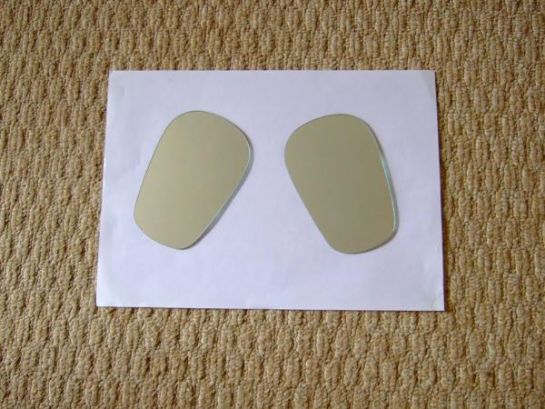 Wing mirror glass – pair