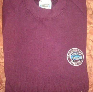 Club sweat shirt