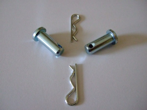 Rear Handbrake Clevis Pins (pair)