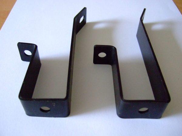 Front number plate bracket
