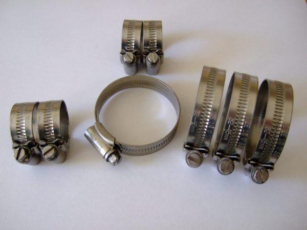 Jubilee Clip Set for Hoses