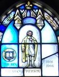 Rev Abraham Pierson