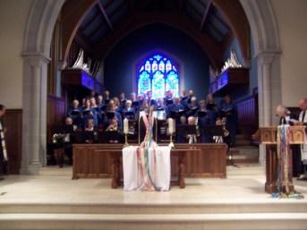 Easter-choir