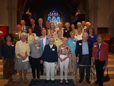 50+ Year Heritage Members