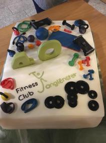 40 Joër Fitness Club Jonglënster - De Gebuerdsdagskuch