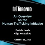 TOCityCollaboration Roundtable on Human Trafficking Oct 28-2013