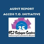 AUDIT REPORT ACCESS T front page