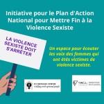 Initiative de l'engagement communautaire pour le Plan d'Action National pour Mettre Fin à la Violence Sexiste