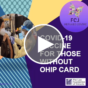 Webinar | COVID-19 Vaccine For Those Without OHIP Card