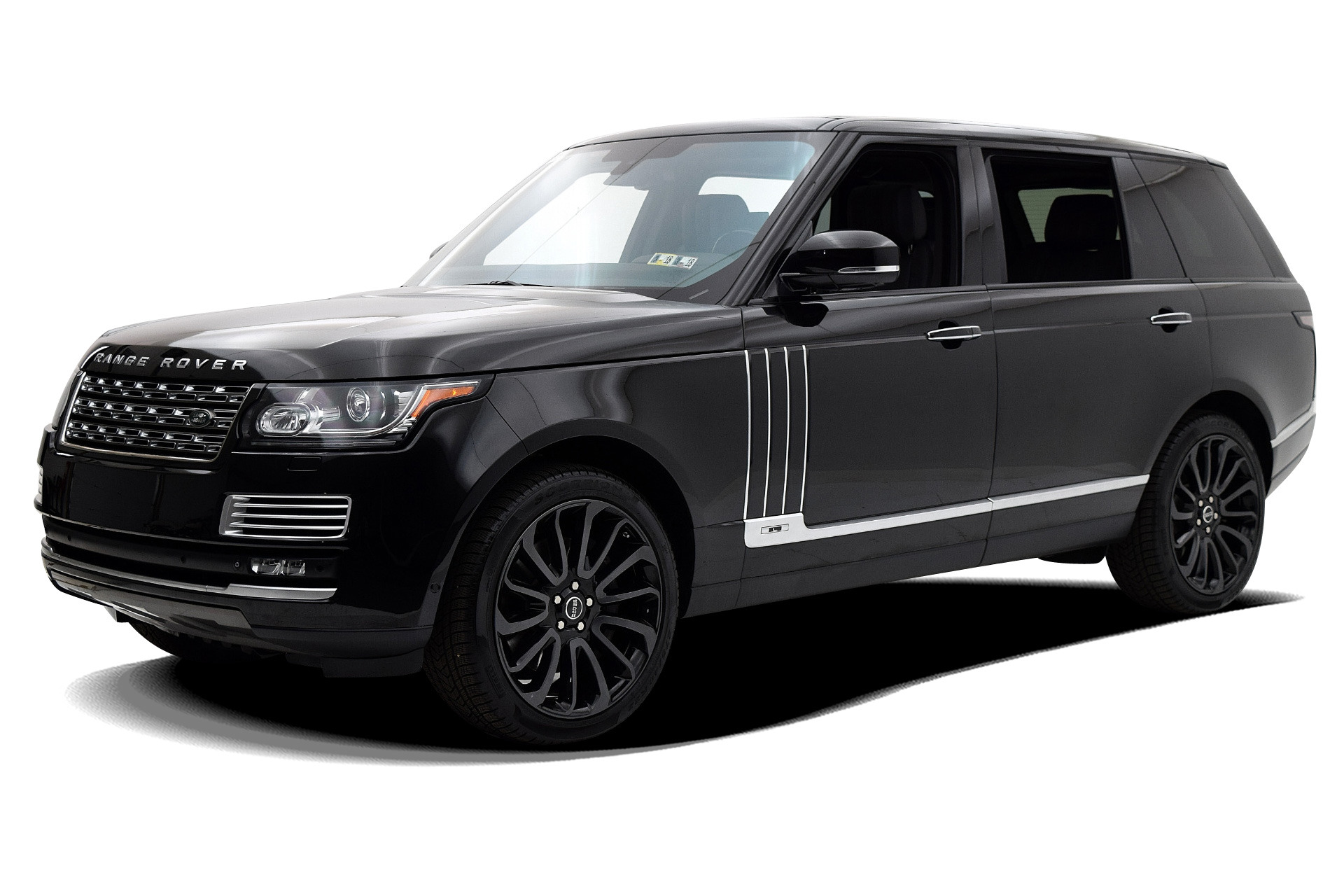 2015 Land Rover Range Rover Autobiography Black LWB