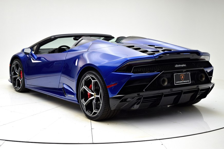 New 2020 Lamborghini Huracan EVO Spyder For Sale ($356,325 ...