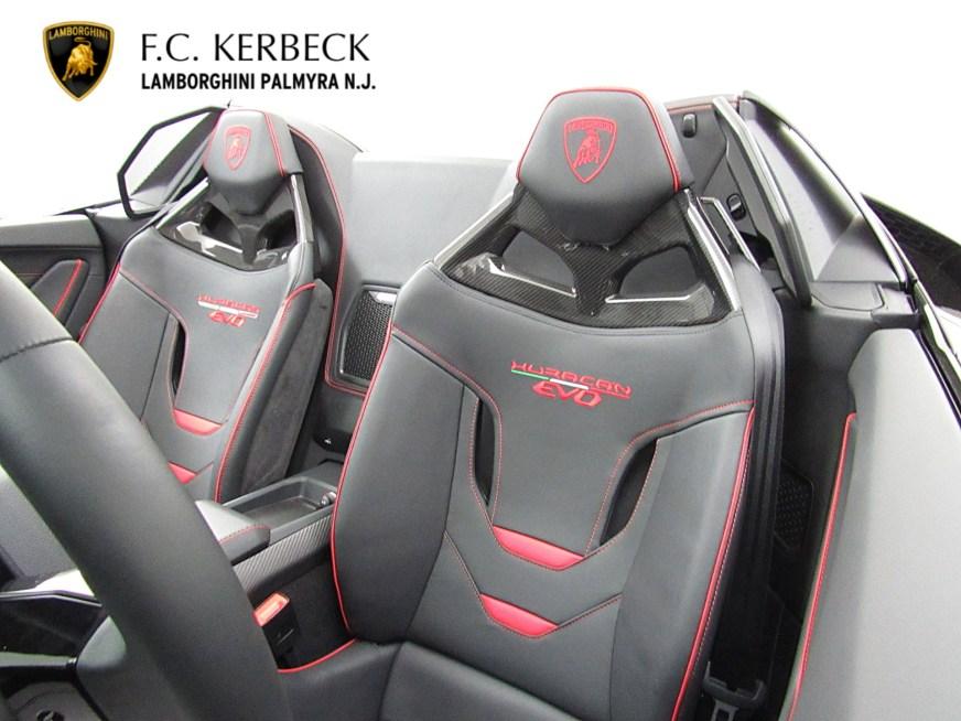New 2020 Lamborghini Huracan EVO Spyder RWD For Sale ...