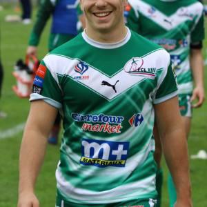 Sascha Dumontet - rugby lézignan corbières
