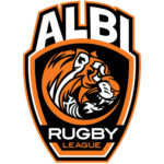 Albi rugby à XIII logo