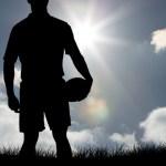 grand joueur - rugby lézignan corbières