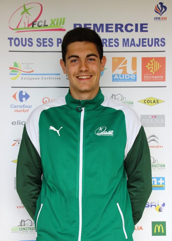 ANDREU Clement