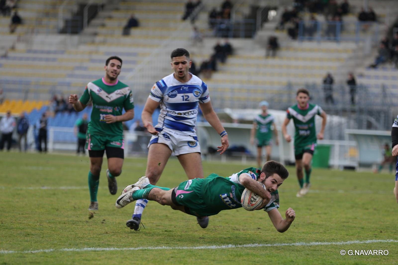 Lezignan Avignon U19
