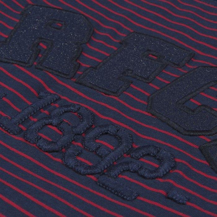 T-shirt Ligné RFCL 1892 Femme