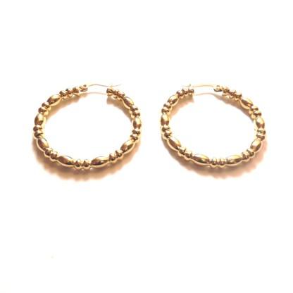 Fancy-Hoop-Earring
