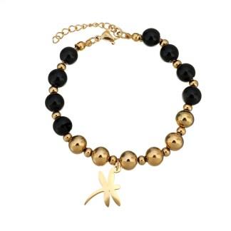 Bracelet Butterfly Charm