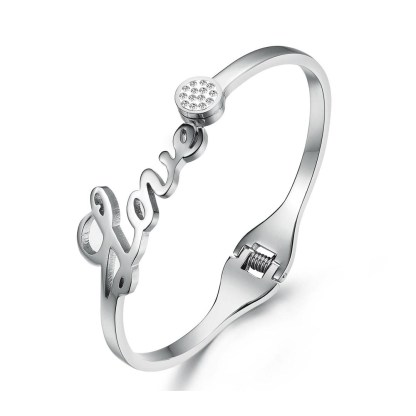 Fancy Bangle love Bracelet
