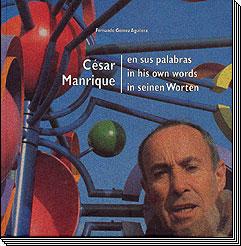 César Manrique, en sus palabras.