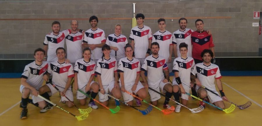 The team of FC Milan Molotov