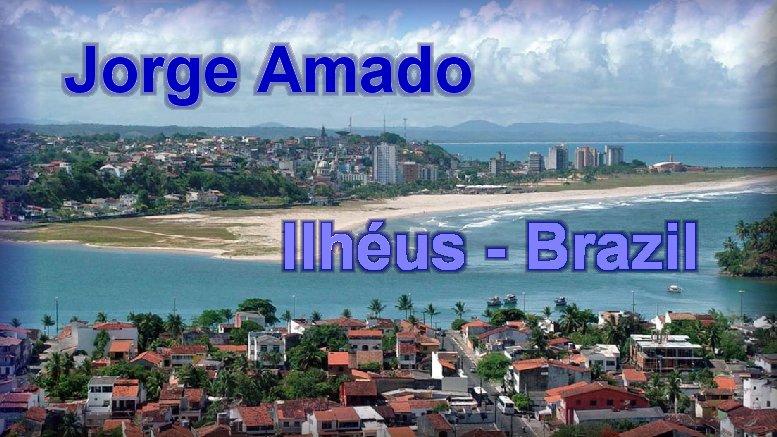 amado-ilhéus-brazil