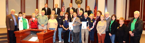 2015 01-15 Forsyth County Day of Optimism