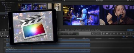 YouTube Ripple multicam FCPX training