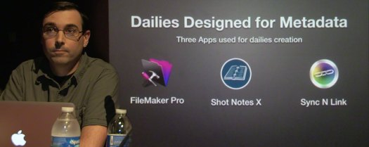 kevin bailey fcpx shot notes LACPUG