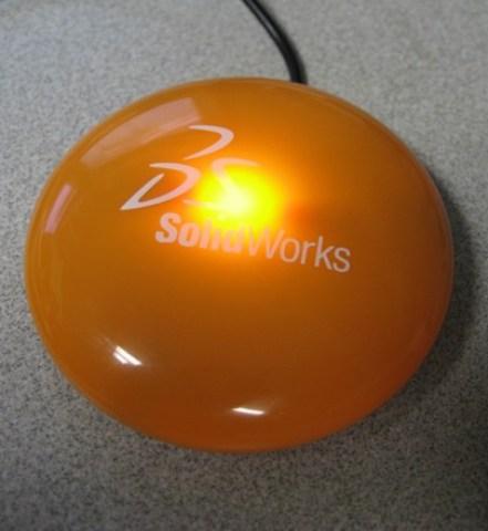 SolidWorks USB Web Key Smart Button