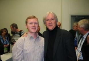 James Cameron and I