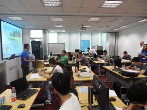 SOLIDWORKS Beta rollout event in Shanghai, China