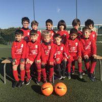 La photo de l'équipe U6-U7 de la saison 2019-2020
