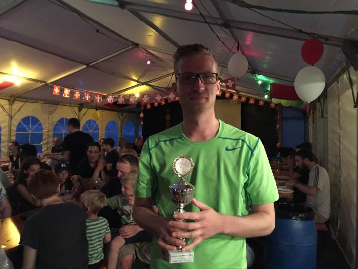 2016.06.24: Spital Cup 5. Platz