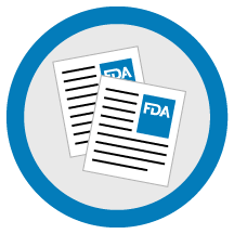 FDA Biosimilar Patient and Prescriber Outreach Materials Icon