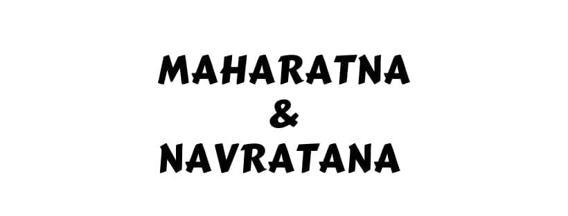 Maharatna Navratna Companies India