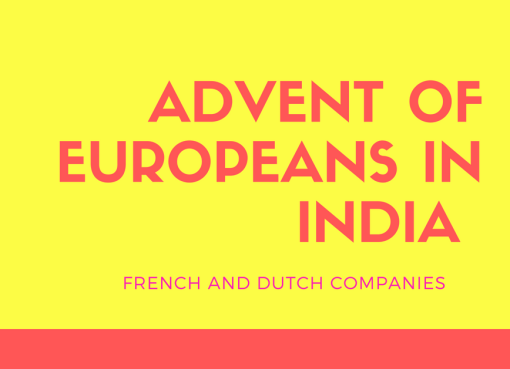 French East Companies In India