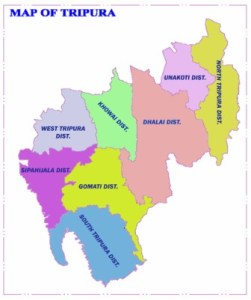 Tripura General Knowledge