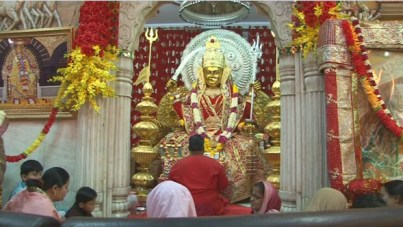 Temples where married men are not allowed and why